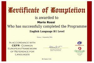 certificaterossi